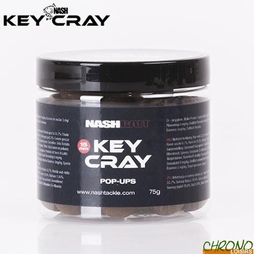 Nash KEY Pop Ups 20mm 75g