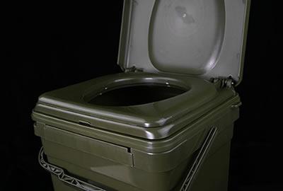 Ridgemonkey cozee siège de toilette//Pêche à La Carpe