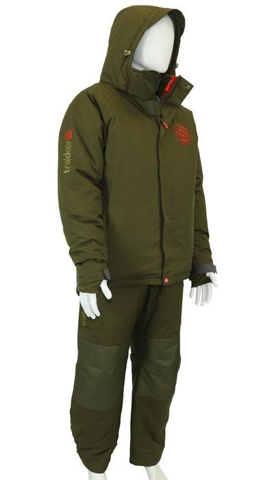 Toutes Tailles Trakker Core 3 pièces Combinaison de ski neuf Pêche à La Carpe Suit 206336